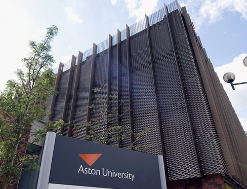Woodcock Sports Centre – Aston University