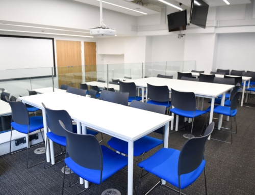 Aston University – MB3 & MB4 Refurbishment