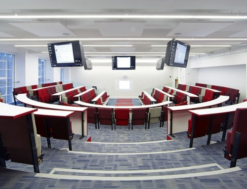 Aston University – Lecture theatre refurbishments