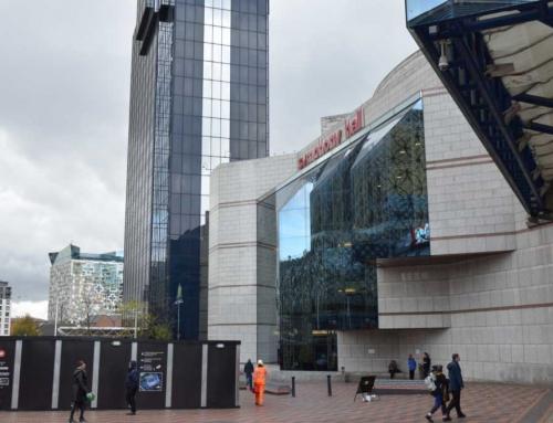 Symphony Hall – foyer extension