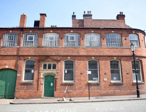 Jewellery Quarter Townscape Heritage Scheme