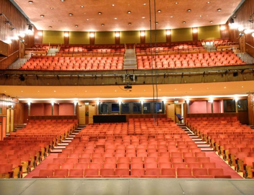 New project alert – Belgrade Theatre refurbishment