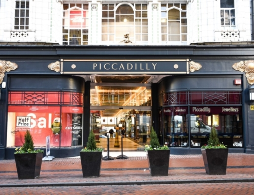 Project Update – Piccadilly Arcade, Birmingham