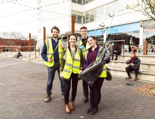Jewellery Quarter – Great British Spring Clean!