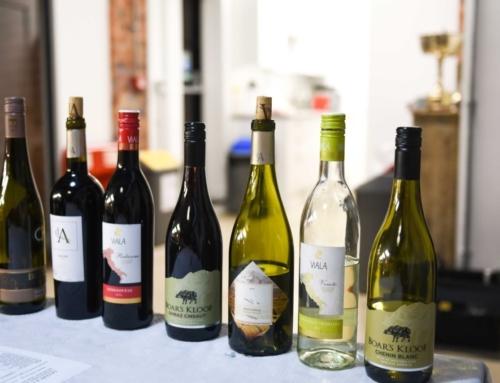 Staff Social – Wine Tasting!