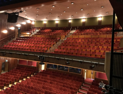 Project Update – Belgrade Theatre Refurbishment!