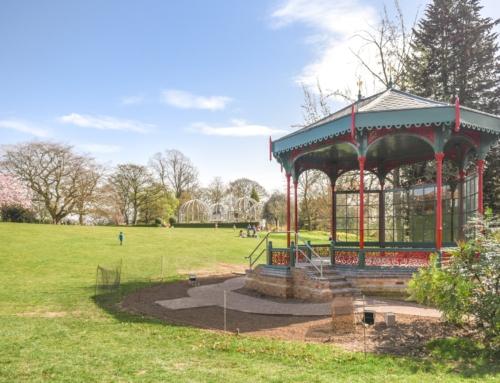 Birmingham Botanical Gardens Bandstand Restoration