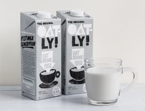 PMP to act as Quantity Surveyor on Oatly's new plant-based factory!