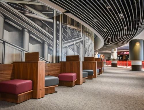Project update – Inside Symphony Hall